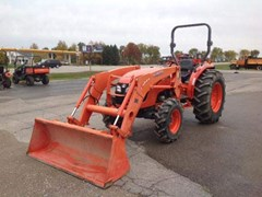 Tractor For Sale 2013 Kubota MX4700DT , 48 HP