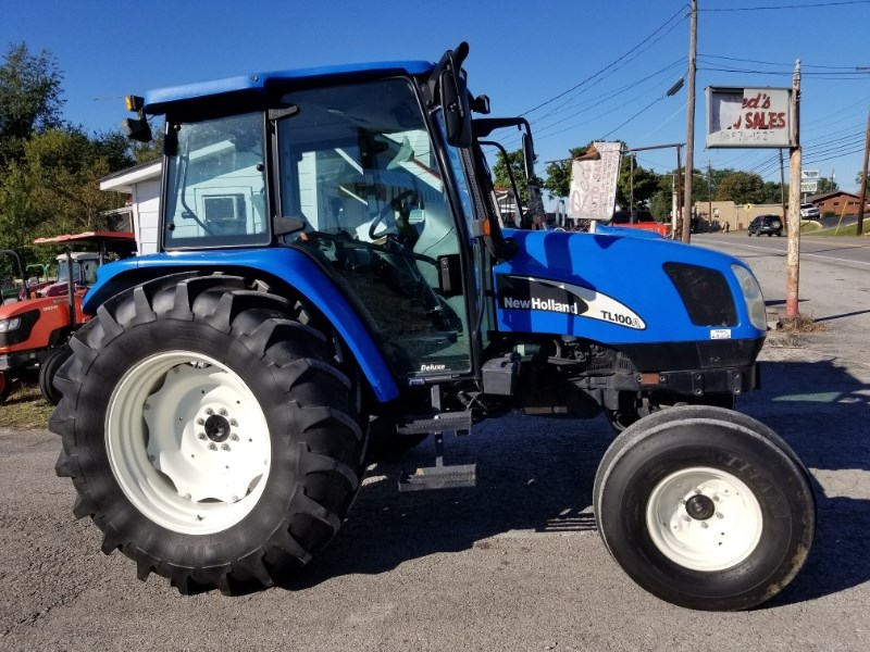 2007 New Holland TL100A Tractor For Sale