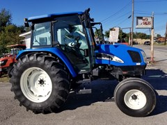 Tractor For Sale 2007 New Holland TL100A , 100 HP