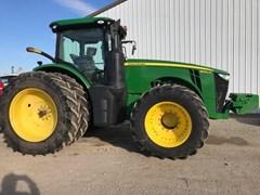 Tractor - Row Crop For Sale 2016 John Deere 8320R , 320 HP