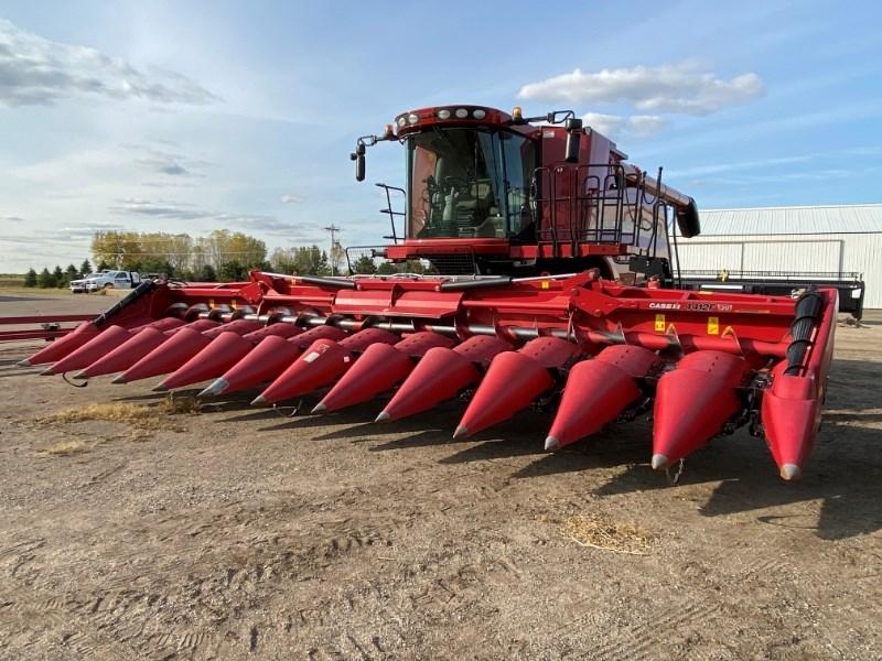 2014 Case IH 4412F Header-Corn For Sale