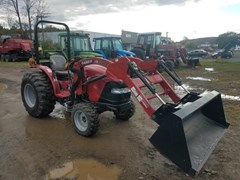 Tractor - Compact Utility For Sale 2015 Case IH 35A , 35 HP