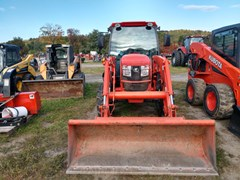 Tractor For Sale 2016 Kubota L5460HSTC