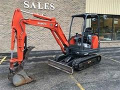 Excavator-Mini For Sale 2006 Kubota KX71-3R1 , 24 HP