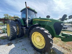 Tractor - Row Crop For Sale 2005 John Deere 7820