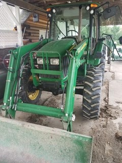 Tractor - Utility For Sale 2010 John Deere 5101E , 101 HP