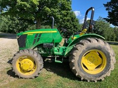 Tractor - Utility For Sale 2017 John Deere 5065E , 65 HP
