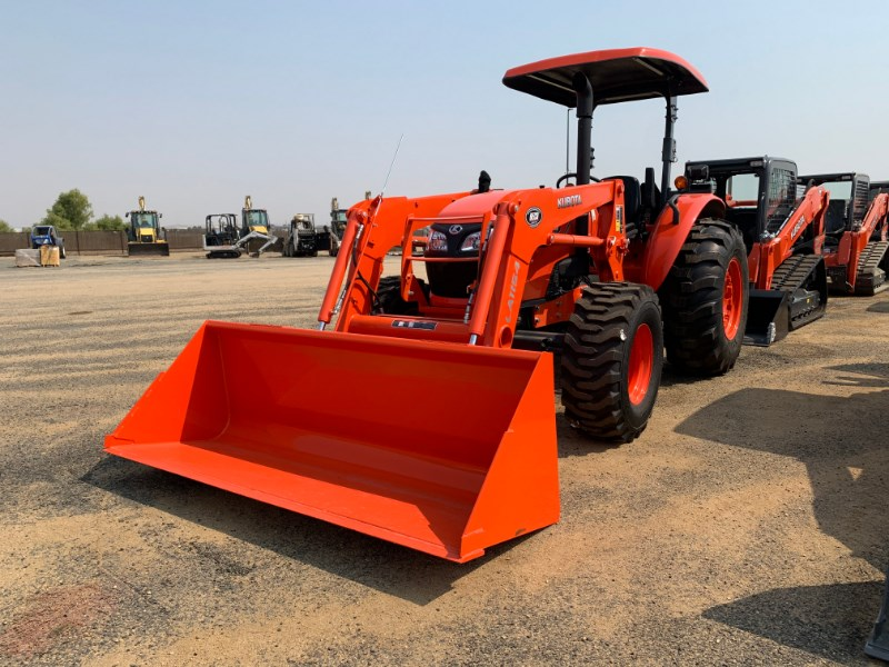 2021 Kubota M7060 Tractor For Sale