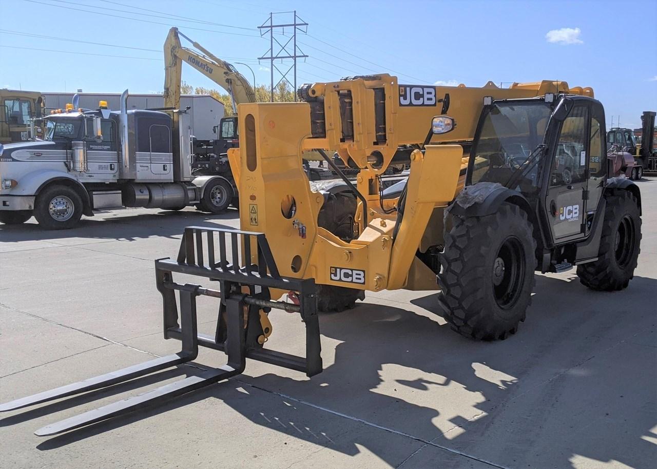 2019 JCB 512-56 Forklift For Sale