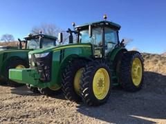 Tractor - Row Crop For Sale 2019 John Deere 8345R , 345 HP