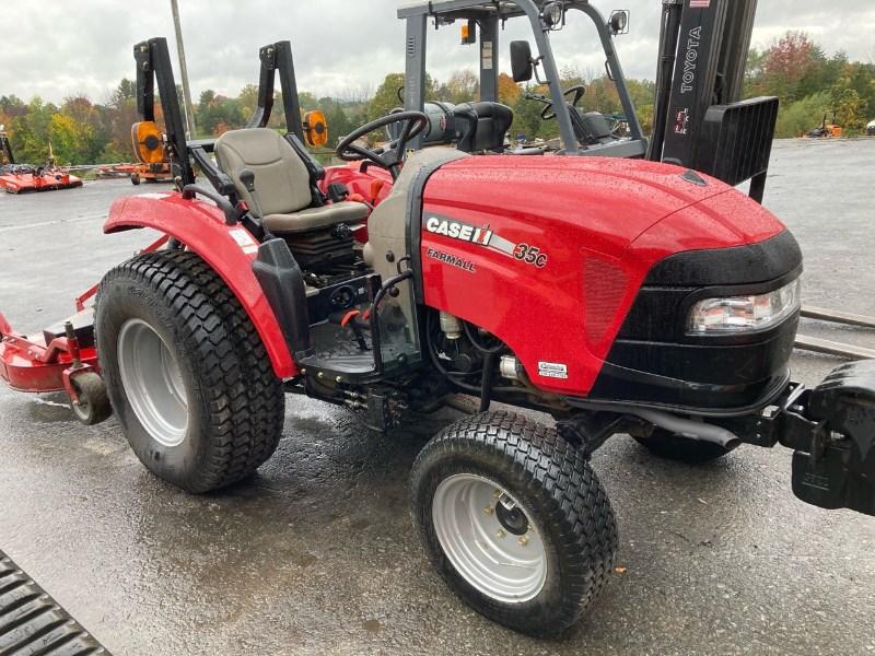 2015 Case FARMALL 35C Tractor For Sale