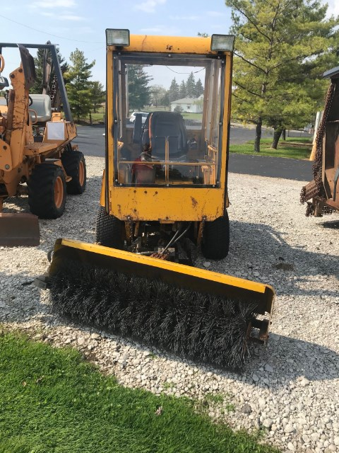 Excel 340-923292 Sweeper For Sale
