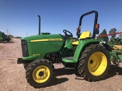 Tractor - Compact Utility For Sale 2014 John Deere 3038E