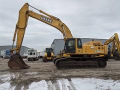 Excavator For Sale 2004 John Deere 450LC