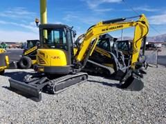 Excavator-Mini For Sale 2020 New Holland E37C