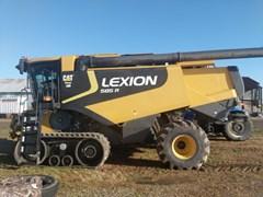 Combine For Sale 2009 Lexion 585R