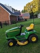 Riding Mower For Sale:  1998 John Deere LT155 , 15 HP