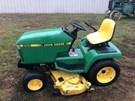 Riding Mower For Sale:  1993 John Deere 265 , 17 HP