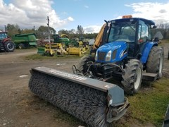Tractor - Utility For Sale 2005 New Holland TL90A , 90 HP