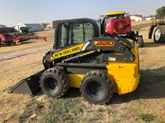 Skid Steer For Sale 2018 New Holland L 220