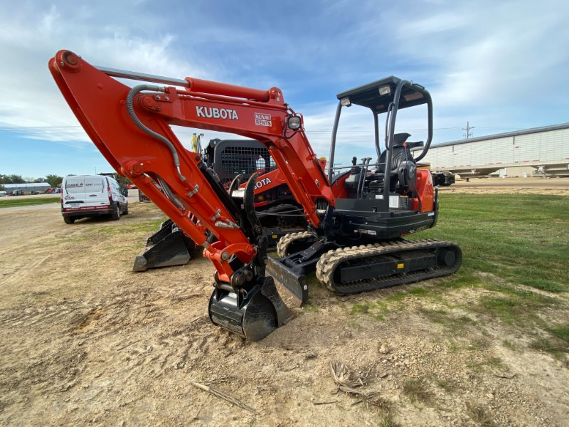 2018 Kubota KX71-3S4R1 Excavator-Track For Sale