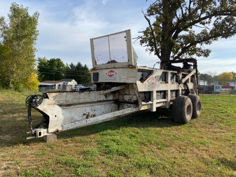 2008 Kuhn Knight 2054 Manure Spreader-Dry For Sale