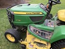 Riding Mower For Sale:  2015 John Deere X738 , 26 HP