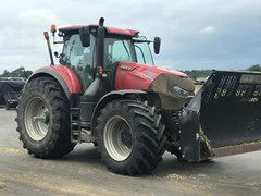 Tractor For Sale 2016 Case IH OPTUM 300 CVT , 300 HP
