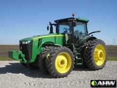Tractor - Row Crop For Sale 2017 John Deere 8400R , 400 HP