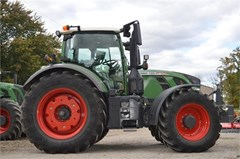Tractor For Sale 2014 Fendt 720 VARIO , 185 HP
