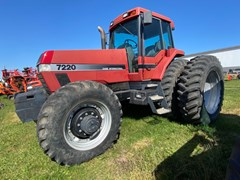 Tractor For Sale 1994 Case IH 7220 , 172 HP