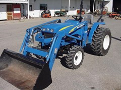 Tractor - Compact For Sale 2008 New Holland T1510 , 30 HP
