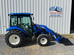 Tractor For Sale 2019 New Holland Boomer 50 , 50 HP