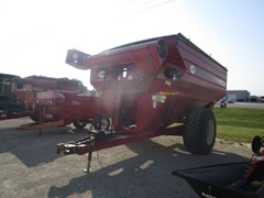 Grain Cart For Sale 2014 J & M 875