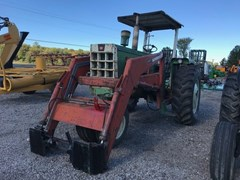 Tractor - Utility For Sale 1963 Oliver 1600 , 52 HP
