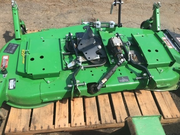 2016 John Deere 62D Mower Deck For Sale