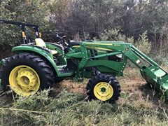Tractor - Compact Utility For Sale 2019 John Deere 4044M , 44 HP