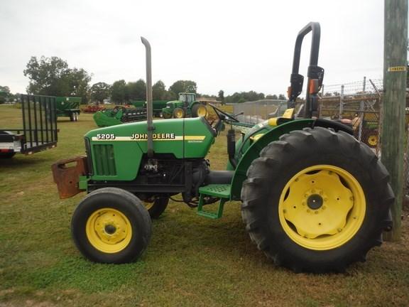 2002 John Deere 5205 Tractor - Utility For Sale