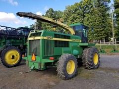 Forage Harvester-Self Propelled For Sale 2001 John Deere 6750