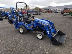 Tractor For Sale 2019 New Holland WORKMASTER 25S , 25 HP