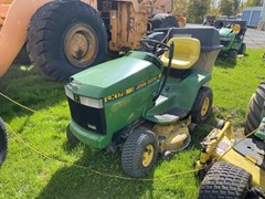 Lawn Mower For Sale 1993 John Deere LX178