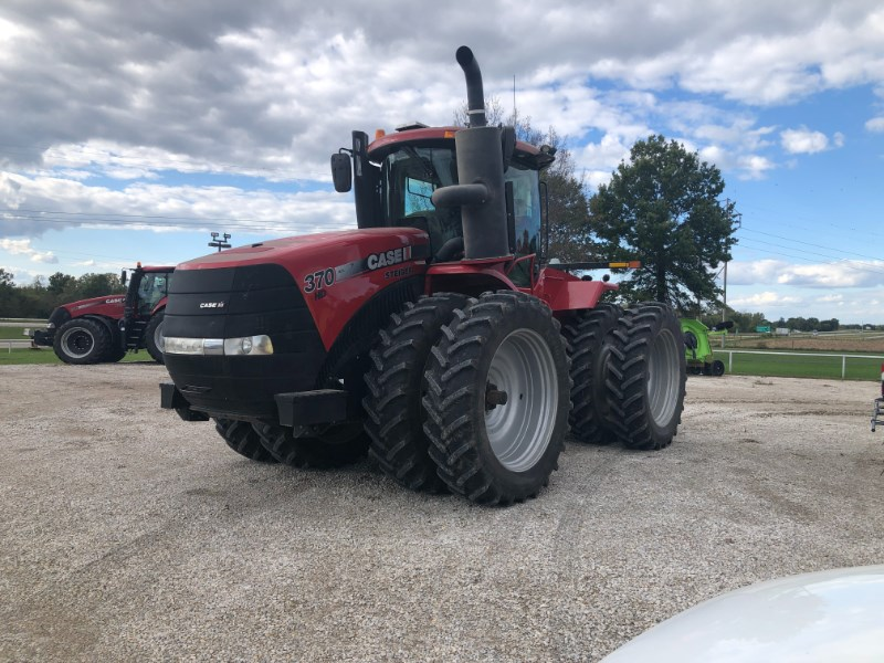 2017 Case IH 370 STEIGER Tractor For Sale