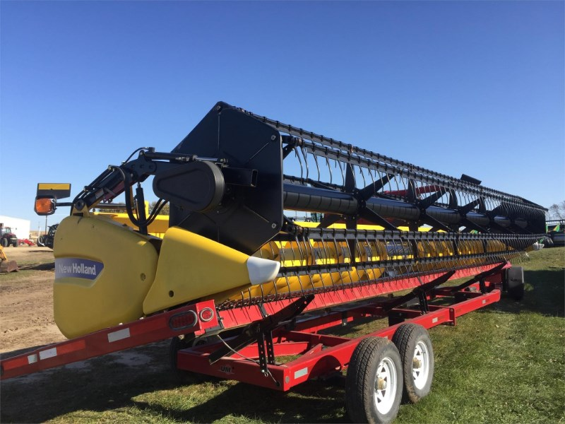 2011 New Holland 740-30' Header-Reel Only For Sale