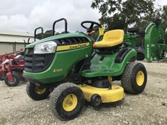 Riding Mower For Sale 2019 John Deere E100 , 17 HP
