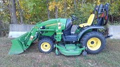 Tractor - Compact Utility For Sale 2012 John Deere 2320 , 24 HP