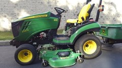 Tractor - Compact Utility For Sale 2012 John Deere 1026R , 26 HP