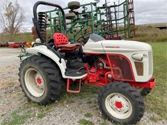 Tractor For Sale 2009 New Holland BOOMER 8N , 50 HP