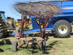 Hay Rake-Rotary For Sale M & W 6 WHEEL