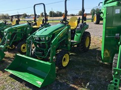 Tractor - Compact For Sale 2020 John Deere 2038R , 38 HP