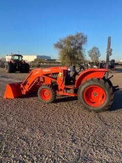 Tractor  Kubota L3560HST